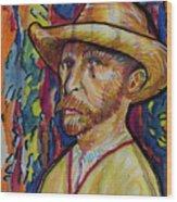 Vincent Wood Print
