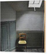 Vincent Van Gogh's Room Wood Print