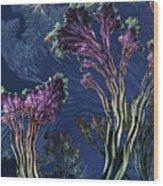 Vincent's Reef Wood Print