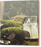 Vintage 1947 Chevrolet Wood Print