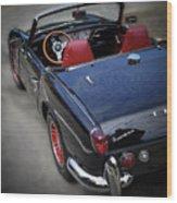 Vintage 1966 Triumph Spitfire Wood Print