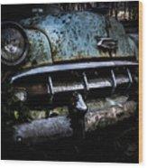 Vintage Chevy  Wood Print