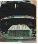Vintage Ford Pickup Truck Wood Print