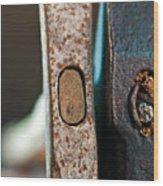 Vintage Hammers Wood Print
