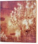 Vintage Light Wood Print