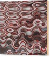 Viral Canes Wood Print