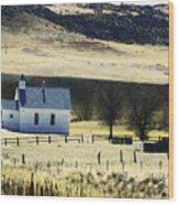 Virginia Dale Colorado Wood Print