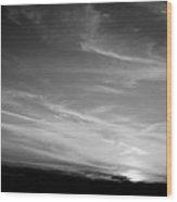 Virginia Skies Wood Print