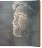 Vishnuvardhan Wood Print
