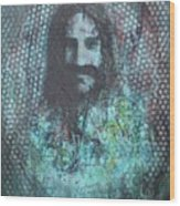 Vision Of Meher Baba Wood Print