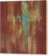 Vision Quest Wood Print