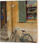 Visions Of Italy 4 Wood Print