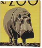 Visit The Zoo Philadelphia Wood Print