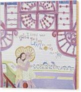 Visitation - Cape Cod - Mmvcc Wood Print