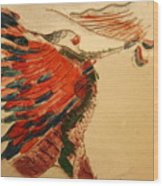Voila - Tile Wood Print