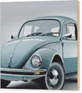 Volkswagen Wood Print