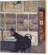Vuillard: Revue, 1901 Wood Print