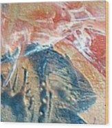 W 033 Wood Print