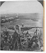W W I: Battle Of Verdun Wood Print