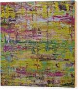 W65 - Wake Up Wood Print