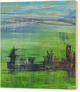 W74 - Utopia Wood Print