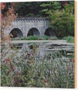 Wachusett Aquaduct Wood Print