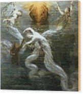 Wagner: Das Rheingold Wood Print