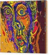 Waheebah Wood Print