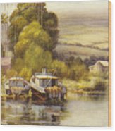 Waiakea Vintage Art Wood Print