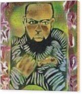 Wakabi Panther Pride Wood Print