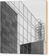 Wall #9170 Wood Print