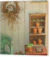 Wall Flower Studio Wood Print