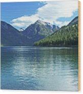 Wallowa Lake Oregon Wood Print