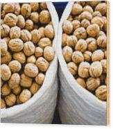 Walnuts Wood Print