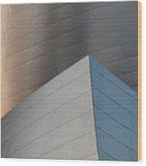 Walt Disney Concert Hall 16 Wood Print