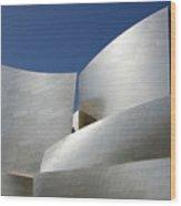 Walt Disney Concert Hall 40 Wood Print