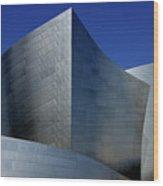 Walt Disney Concert Hall 46 Wood Print