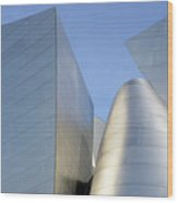 Walt Disney Concert Hall 7 Wood Print