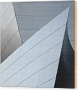Walt Disney Concert Hall 9 Wood Print
