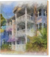 Walt Disney World Old Key West Resort Villas Pa 01 Wood Print