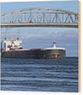 Walter J. Mccarthy Jr. 112917 2 Wood Print