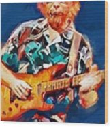 Uncle Walter Wood Print