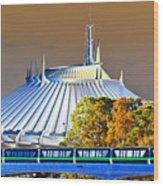 Walts Modern Vision Wood Print