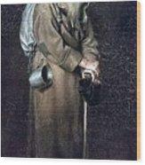 Wanderer H 1870 88h54 Am Gtg Vasily Perov Wood Print