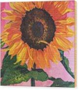 Wantcha Wood Print