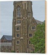 War Memorial Lyon Hall Cornell University Ithaca New York 03 Wood Print