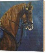 Warhorse-us Cavalry Wood Print