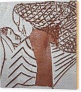 Warmth - Tile Wood Print