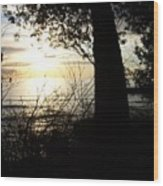 Washington Island Morning 1 Wood Print