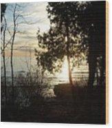 Washington Island Morning 2 Wood Print